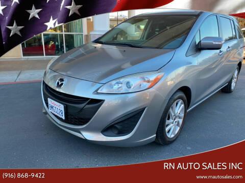 2014 Mazda MAZDA5 for sale at RN Auto Sales Inc in Sacramento CA