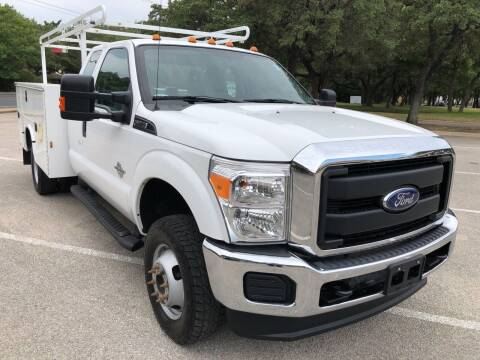 2016 Ford F-350 Super Duty for sale at PRESTIGE AUTOPLEX LLC in Austin TX