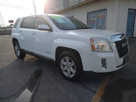 2015 GMC Terrain for sale at VIVASTREET AUTO SALES LLC - VivaStreet Auto Sales in Socorro TX