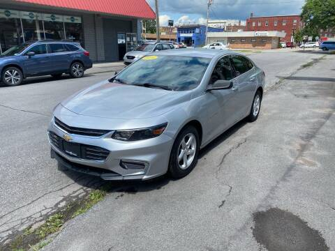 2016 Chevrolet Malibu for sale at Midtown Autoworld LLC in Herkimer NY