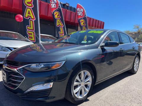 2020 Chevrolet Malibu for sale at Duke City Auto LLC in Gallup NM