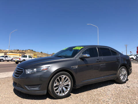 2015 Ford Taurus for sale at 1st Quality Motors LLC in Gallup NM