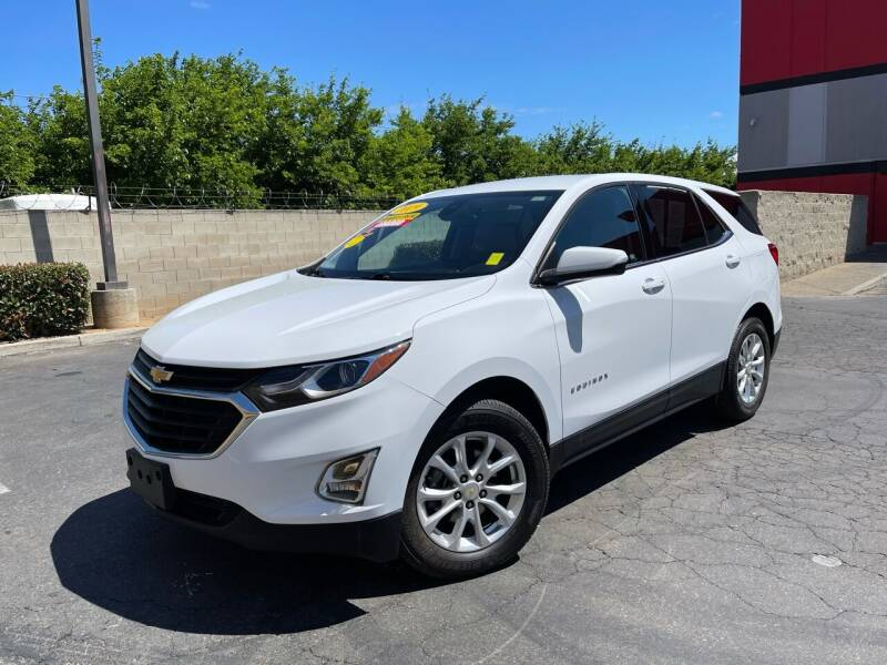 2019 Chevrolet Equinox for sale at Used Cars Fresno Inc in Fresno CA