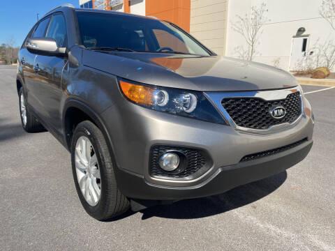 2011 Kia Sorento for sale at ELAN AUTOMOTIVE GROUP in Buford GA