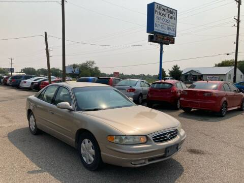 2000 Buick Regal for sale at AFFORDABLY PRICED CARS LLC in Mountain Home ID