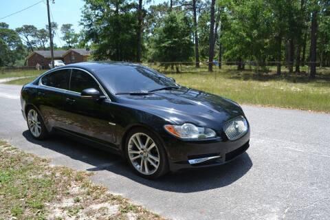 2011 Jaguar XF for sale at Car Bazaar in Pensacola FL