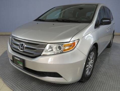 2013 Honda Odyssey for sale at Hagan Automotive in Chatham IL