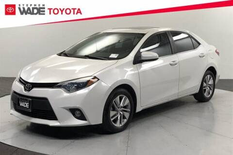 2014 Toyota Corolla for sale at Stephen Wade Pre-Owned Supercenter in Saint George UT