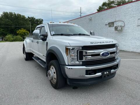 2018 Ford F-450 Super Duty for sale at LUXURY AUTO MALL in Tampa FL
