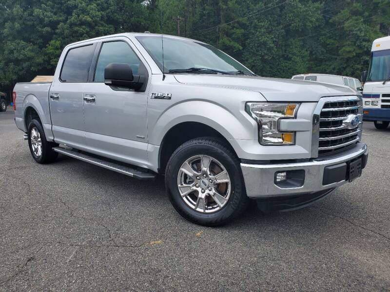 2016 Ford F-150 for sale at Brown's Used Auto in Belmont NC