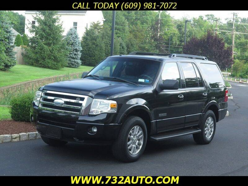 2008 Ford Expedition for sale at Absolute Auto Solutions in Hamilton NJ