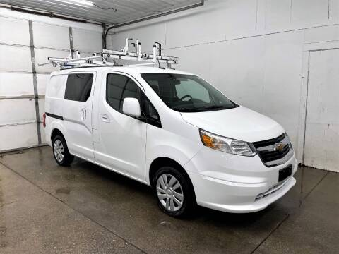 2015 Chevrolet City Express Cargo for sale at PARKWAY AUTO in Hudsonville MI
