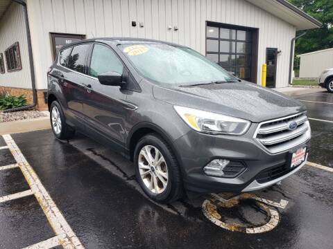 2017 Ford Escape for sale at Kubly's Automotive in Brodhead WI