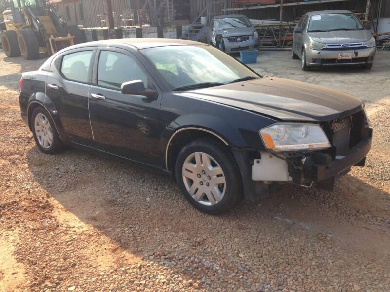 2011 Dodge Avenger for sale at ASAP Car Parts in Charlotte NC