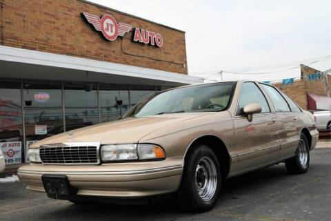 1993 Chevrolet Caprice for sale at JT AUTO in Parma OH