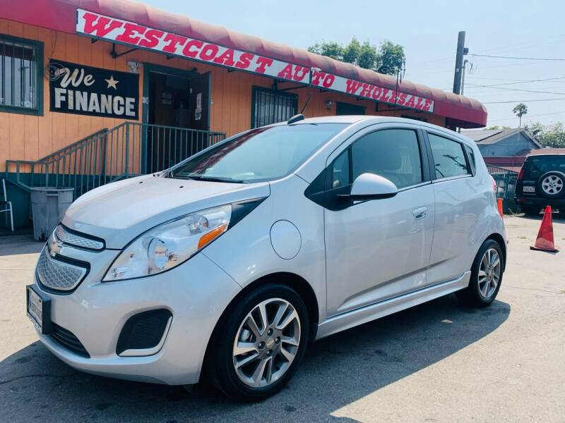 2015 Chevrolet Spark EV for sale at Westcoast Auto Wholesale in Los Angeles CA