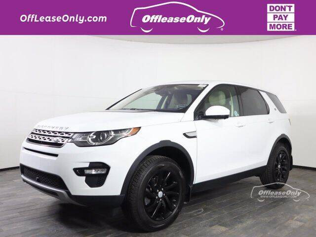 2017 Land Rover Discovery Sport for sale in Miami, FL