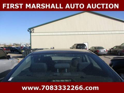 2009 Toyota Camry for sale at First Marshall Auto Auction in Harvey IL