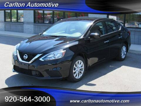 2018 Nissan Sentra for sale at Carlton Automotive Inc in Oostburg WI