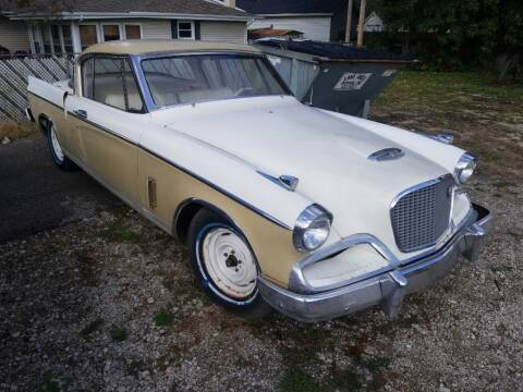1956 Studebaker GOLDEN HAWK for sale at SpringField Select Autos in Springfield IL