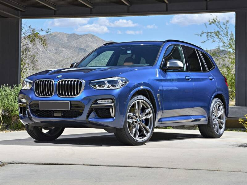 2020 BMW X3 for sale at BMW OF NEWPORT in Middletown RI