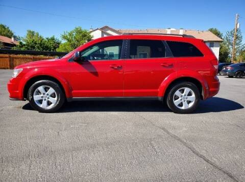 2016 Dodge Journey for sale at INVICTUS MOTOR COMPANY in West Valley City UT