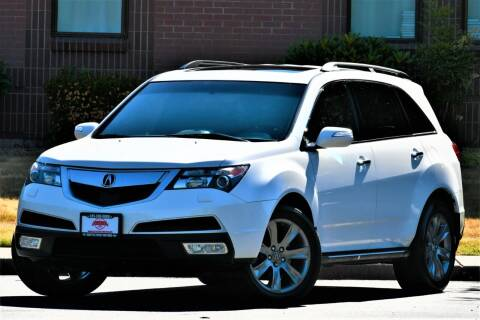 2010 Acura MDX for sale at SEATTLE FINEST MOTORS in Lynnwood WA
