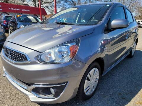 2018 Mitsubishi Mirage for sale at Ace Auto Brokers in Charlotte NC