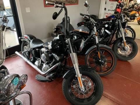 2017 Harley Davidson  Softail Slim for sale at Dan Powers Honda Motorsports in Elizabethtown KY
