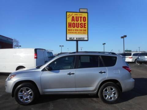 2010 Toyota RAV4 for sale at AUTO HOUSE WAUKESHA in Waukesha WI