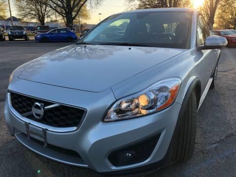 2011 Volvo C30 for sale at Atlantic Auto Sales in Garner NC