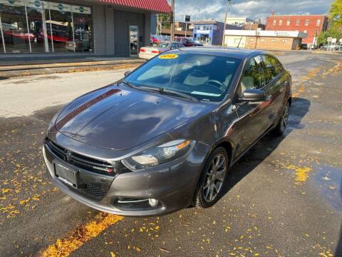 2015 Dodge Dart for sale at Midtown Autoworld LLC in Herkimer NY