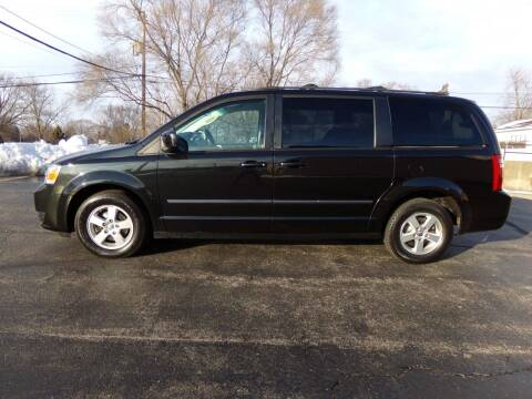 2010 Dodge Grand Caravan for sale at Rose Auto Sales & Motorsports Inc in McHenry IL