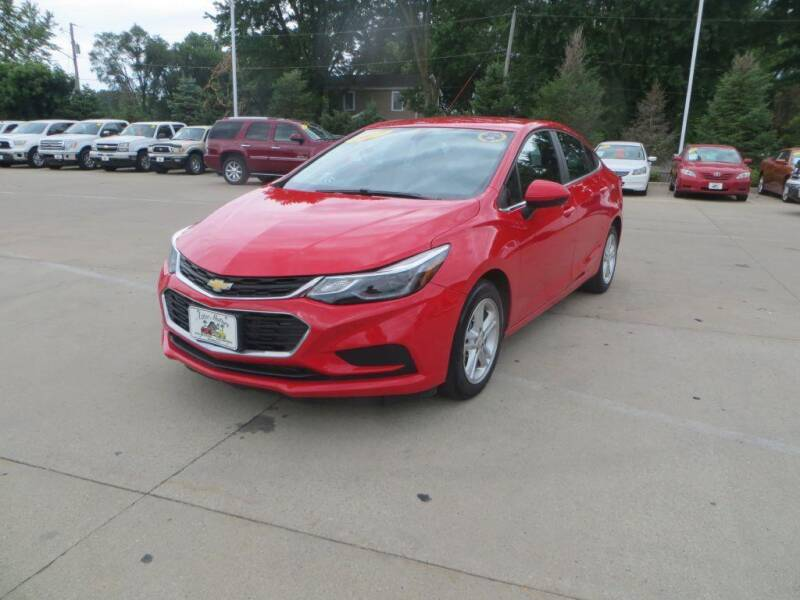 2017 Chevrolet Cruze for sale at Aztec Motors in Des Moines IA