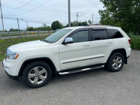 2012 Jeep Grand Cherokee for sale at Mark Regan Auto Sales in Oswego NY
