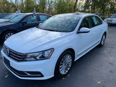 2016 Volkswagen Passat for sale at Lighthouse Auto Sales in Holland MI