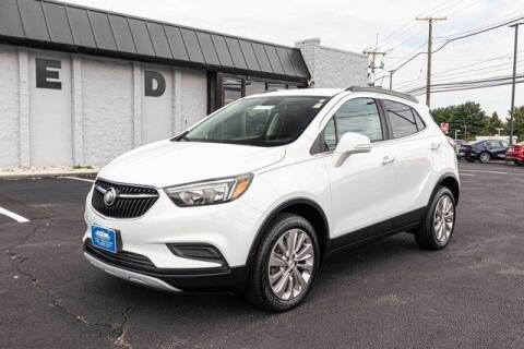 2017 Buick Encore for sale at Ron's Automotive in Manchester MD