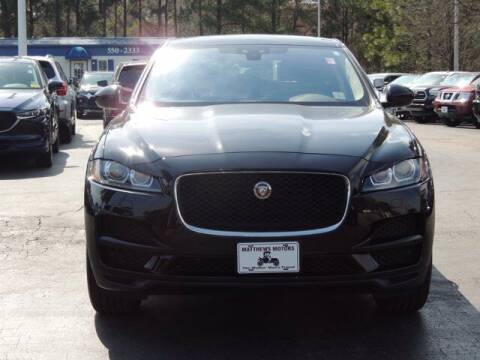 2020 Jaguar F-PACE for sale at Auto Finance of Raleigh in Raleigh NC