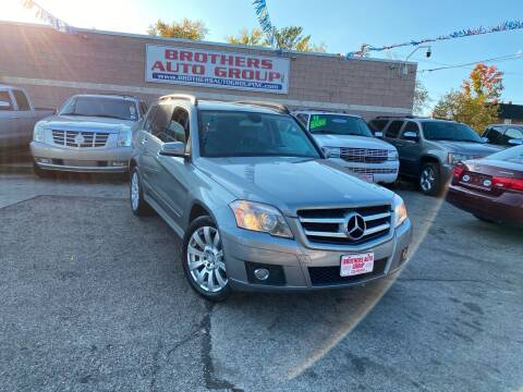 2011 Mercedes-Benz GLK for sale at Brothers Auto Group in Youngstown OH