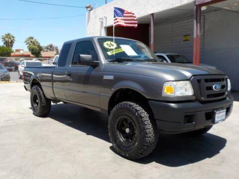 2006 Ford Ranger for sale at Bell's Auto Sales in Corona CA