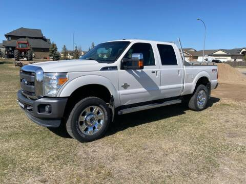 2012 Ford F-350 Super Duty for sale at Truck Buyers in Magrath AB