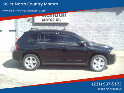 2007 Jeep Compass for sale at Keller North Country Motors in Howard City MI