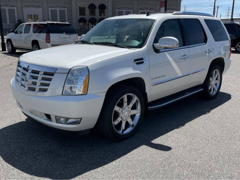 2008 Cadillac Escalade for sale at Kessler Auto Brokers in Billings MT