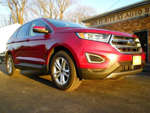 2015 Ford Edge for sale at Auto Brite Auto Sales in Perry OH