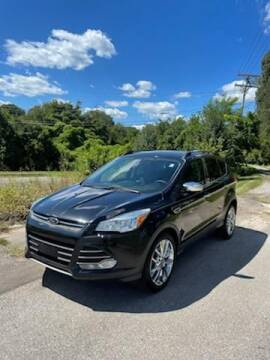 2015 Ford Escape for sale at Dependable Motors in Lenoir City TN