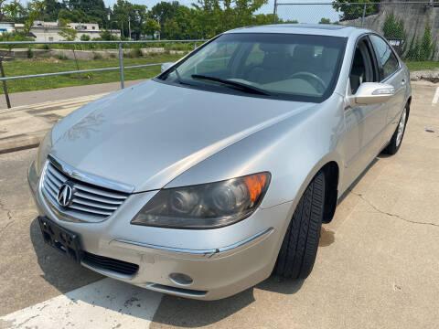 2006 Acura RL for sale at AUTO4N SALES LLC in Cincinnati OH