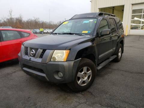 2006 Nissan Xterra for sale at MOUNT EDEN MOTORS INC in Bronx NY