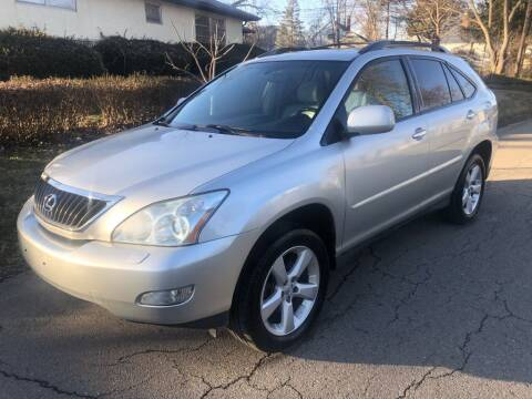 2008 Lexus RX 350 for sale at Urban Motors llc. in Columbus OH