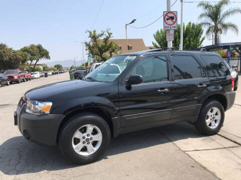 2007 Ford Escape for sale at Olympic Motors in Los Angeles CA