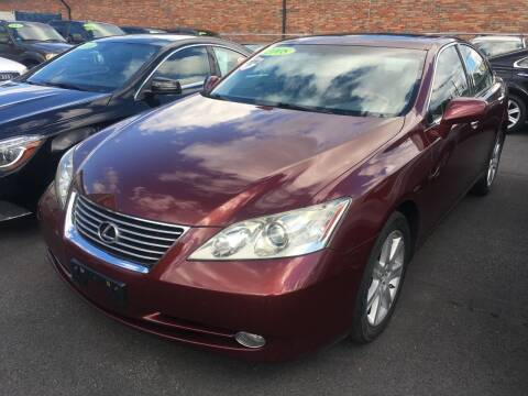 2008 Lexus ES 350 for sale at Dijie Auto Sale and Service Co. in Johnston RI